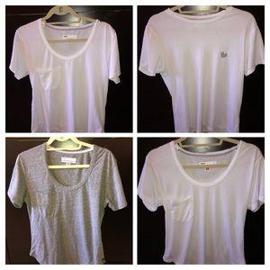 SET OF 4 Fred Segal T-Shirts Size Women's Medium